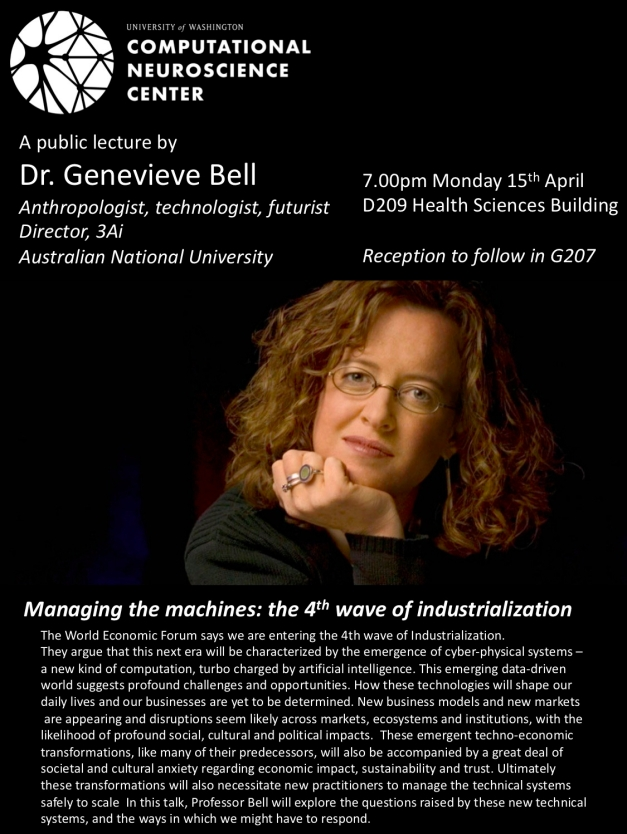 GenevieveBell lecture