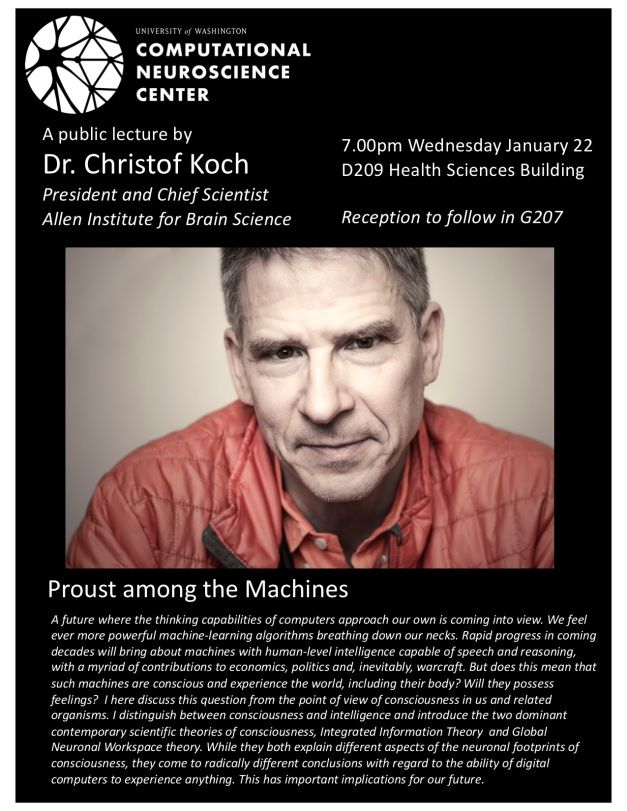 Koch Lecture Poster